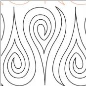 Echo-of-Light-quilting-pantograph-pattern-Mary-Eddy