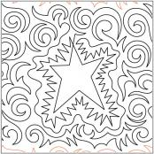 Marys-American-Beauty-quilting-pantograph-pattern-Mary-Eddy