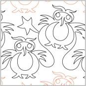 What-A-Hoot-quilting-pantograph-pattern-Mary-Eddy