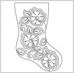 Azaleas-Stocking-quilting-pantograph-sewing-pattern-Patricia-Ritter-Marybeth-Ohalloran