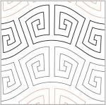 Aztec-Wave-quilting-pantograph-sewing-pattern-Patricia-Ritter-Marybeth-Ohalloran