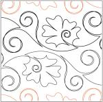 Iznik-Flower-Tile-2-quilting-pantograph-sewing-pattern-Patricia-Ritter-Marybeth-Ohalloran