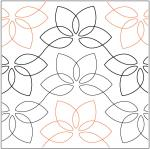 Lotus-Blossom-quilting-pantograph-sewing-pattern-Megan-Haun