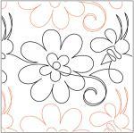 Nectar-quilting-pantograph-sewing-pattern-Megan-Haun