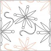 INVENTORY REDUCTION -- Snowfall pantograph pattern Melonie J. Caldwell