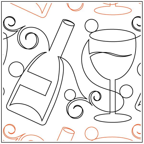 Vino-quilting-pantograph-pattern-Melonie-J-Caldwell