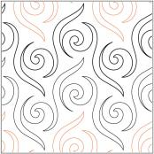 INVENTORY REDUCTION...Cha Cha pantograph pattern by Patricia Ritter and Melonie J. Caldwell 1