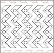 Chevron-and-Dotz-quilting-pantograph-Patricia-Ritter-Melonie-J-Caldwell