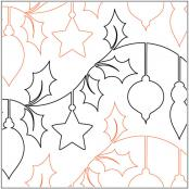 Holly-Jolly-Christmas-quilting-pantograph-Patricia-Ritter-Melonie-J-Caldwell-1