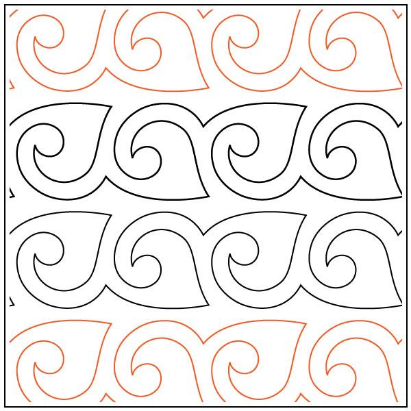 Naomis-Fanfare-Sashing-quilting-pantograph-pattern-Naomi-Hynes