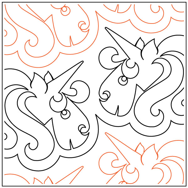 oh-my-unicorn-quilting-pantograph-pattern-Naomi-Hynes-1