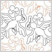 Busy-Birds-quilting-pantograph-pattern-Naomi-Hynes-1