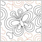 Butterfly-Love-quilting-pantograph-pattern-Naomi-Hynes-1