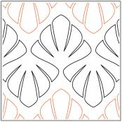 Fan-Tails-quilting-pantograph-pattern-Naomi-Hynes