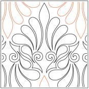 I-Dream-Of-Feathers-quilting-pantograph-pattern-Naomi-Hynes-1