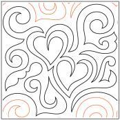 graffiti-love-quilting-pantograph-pattern-Naomi-Hynes