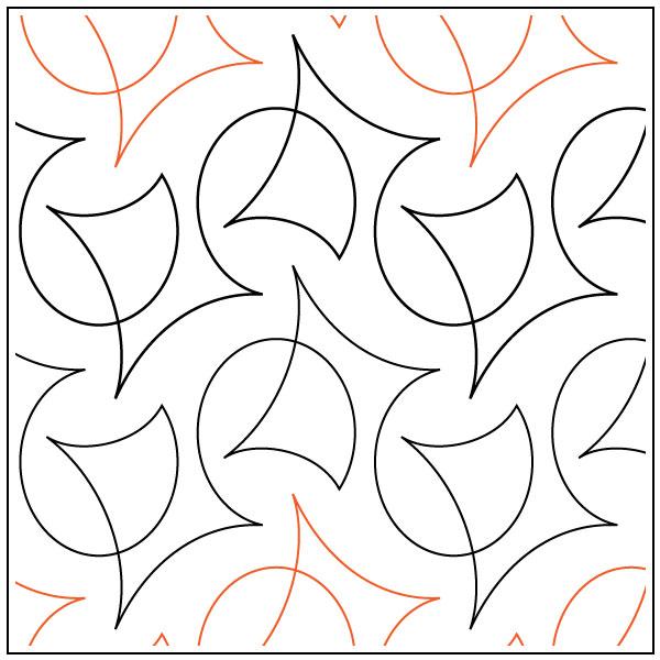Calder-quilting-pantograph-pattern-Natalie-Gorman