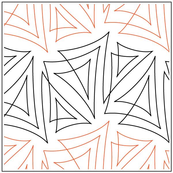 Papyrus-quilting-pantograph-pattern-Natalie-Gorman