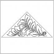 Avalon-Triangle-Block-1-quilting-pantograph-pattern-Natalie-Gorman