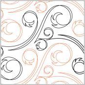 Blue-Lagoon-quilting-pantograph-pattern-Natalie-Gorman