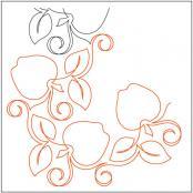 Crisp-Apples-Corner-quilting-pantograph-pattern-Natalie-Gorman