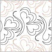 Heart-to-Heart-Petite-quilting-pantograph-pattern-Natalie-Gorman
