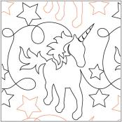 Unicorns-and-Glitter-quilting-pantograph-pattern-Natalie-Gorman-1