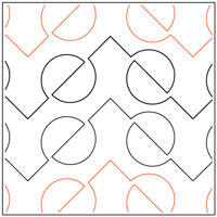 apricot moon designs pantograph sample