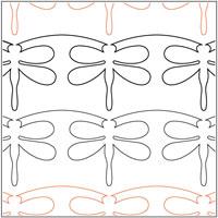laura estes quilting pantographs sample