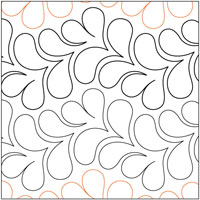 nancy read quilting pantographs sample