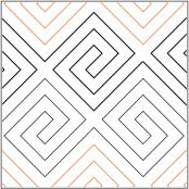 Interlocking-Square-quilting-pantograph-pattern-R-and-S-Designs