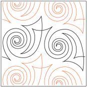 Swan-Lake-quilting-pantograph-sewing-pattern-sarah-ann-myers