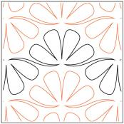 Lazy-Daisy-quilting-pantograph-sewing-pattern-sarah-ann-myers