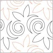 Asian-Maple-quilting-pantograph-sewing-pattern-sarah-ann-myers