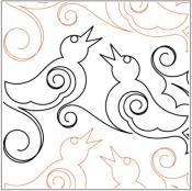 Four-Calling-Birds-SET-quilting-pantograph-sewing-pattern-sarah-ann-myers-1