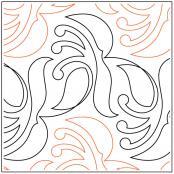 Lilium-quilting-pantograph-sewing-pattern-sarah-ann-myers