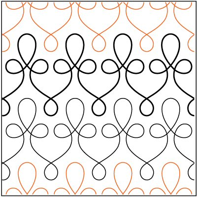 Filigree Pantograph Pattern By Patricia Ritter Of Urban