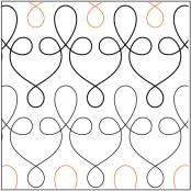 Filigree pantograph pattern by Patricia Ritter of Urban Elementz