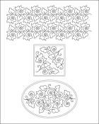 Honeysuckle-Home-Elementz-Set-quilting-pantograph-pattern-Patricia-Ritter-Urban-Elementz.jpg