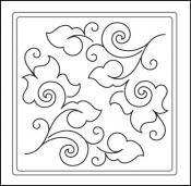Honeysuckle-Pot-Holder-quilting-pantograph-pattern-Patricia-Ritter-Urban-Elementz.jpg