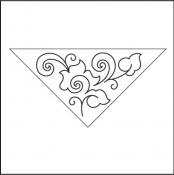 Honeysuckle-Triangle-Block-1-quilting-pantograph-pattern-Patricia-Ritter-Urban-Elementz.jpg