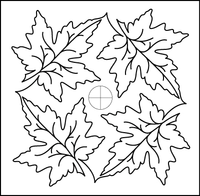 Maple leaf pattern template 2000 free patterns iris folding circleofcrafters free maple leaf pattern pronofoot35fo Image collections