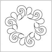 Mountain-Laurel-Block-2-quilting-pantograph-pattern-Patricia-Ritter-Urban-Elementz.jpg