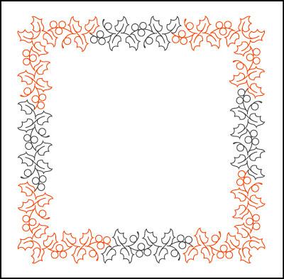 pounce pattern machine