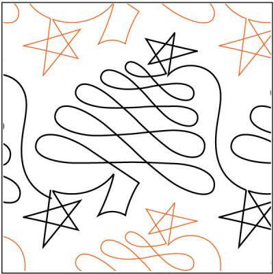 Christmas-Doodle-Trees-quilting-pantograph-pattern-Patricia-Ritter-Urban-Elementz.jpg