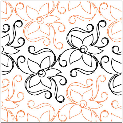 Spider-Lily-quilting-pantograph-pattern-Patricia-Ritter-Urban-Elementz.jpg