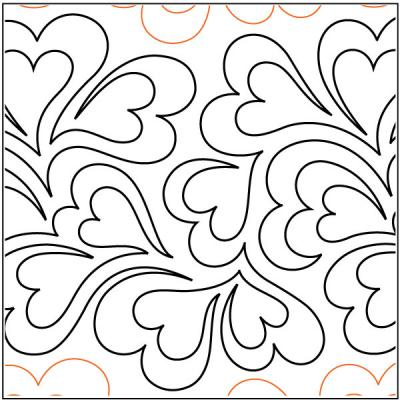 Whole-Lotta-Love-quilting-pantograph-pattern-Patricia-Ritter-Urban-Elementz