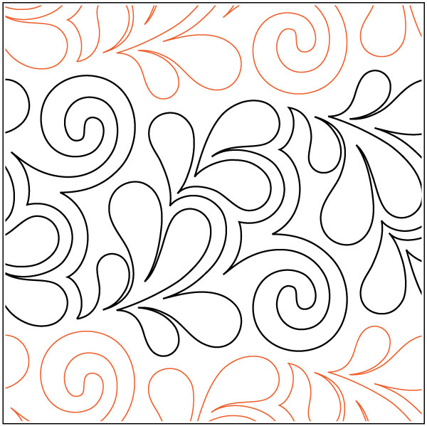 Citrine-quilting-pantograph-pattern-Patricia-Ritter-Urban-Elementz-2