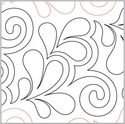 Citrine-quilting-pantograph-pattern-Patricia-Ritter-Urban-Elementz-1