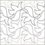 Bellini-quilting-pantograph-pattern-Patricia-Ritter-Urban-Elementz